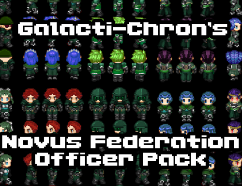 Galacti-Chron's Novus Officer Pack Released!