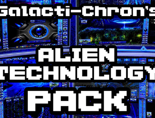 Galacti-Chron's Alien Technology Pack Released