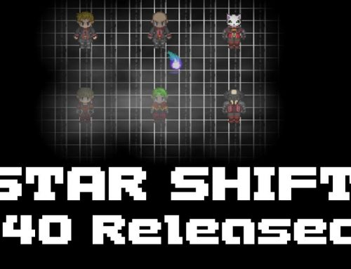 Star-Shift – 0.40 Update