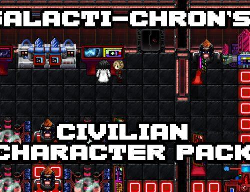 Galacti-Chron's Civilian Character Pack