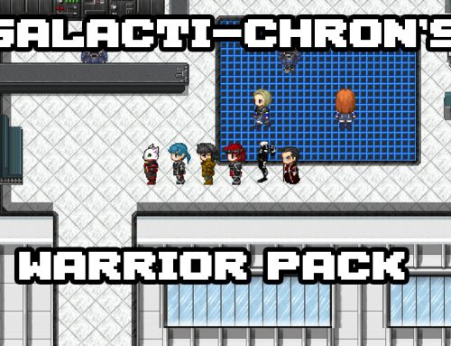 Galacti-Chron's Warrior Pack