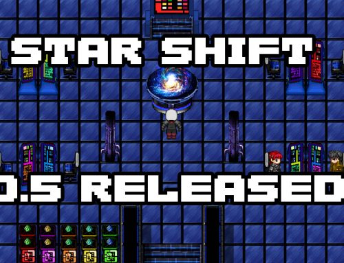 Star Shift Updated to 0.5!